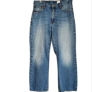 Lucky brand  jeans  distressed med 33 boho